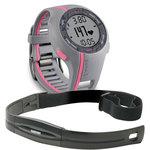 Montre GPS running + Ceinture cardio-fréquencemètre