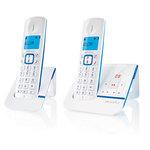 Téléphone DECT sans fil avec répondeur (version française)
