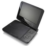 """Lecteur DVD/DivX 9"""" Portable avec Port USB"""