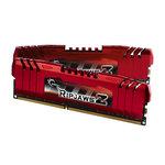 Kit Quad Channel DDR3 PC3-17000 - F3-2133C11D-16GZL (garantie à vie par G.Skill)