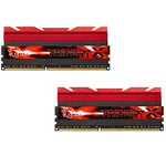 Kit Dual Channel DDR3 PC3-17000 - F3-2133C9D-16GTX (garantie à vie par G.Skill)