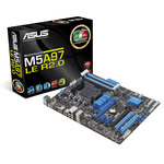 Carte mère ATX Socket AM3+ AMD 970 - SATA 6Gb/s - USB 3.0 - 2x PCI Express 2.0 16x