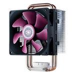 Ventilateur pour processeur (pour socket Intel 775 / 1150/1151/1155 / 1156 et AMD FM1 / AM2 / AM3 / AM3+)