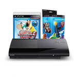 Console Playstation 3 Ultra Slim 12 Go + Pack Découverte PlayStation Move + Sports Champions 2