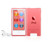 Apple iPod nano 16 Go Rose
