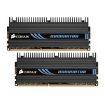Kit Dual Channel RAM DDR3 PC12800 - CMP16GX3M2A1600C11 (garantie à vie par Corsair)