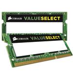 Kit Dual Channel RAM SO-DIMM DDR3 PC12800 - CMSO8GX3M2A1600C11 (garantie à vie par Corsair)