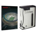 Autodesk AutoCAD 2013 ML02 + Wacom Inkling