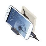 Chargeur secteur 2,1A avec support intégré micro USB