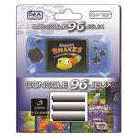 DEA Factory Console 96 jeux Bleue