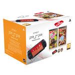 Console PSP Street + 2 jeux PSP essentials