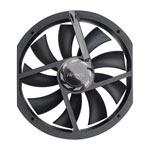 Ventilateur de boitier 200 mm à double roulement à billes - Bonne affaire (article utilisé, garantie 2 mois)