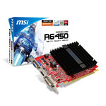 1 Go HDMI/DVI - PCI Express (AMD Radeon HD 6450)