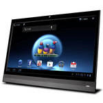 "ARM Cortex A9 1 GHz 1 Go 8 Go LED 21.5"" Tactile Wi-Fi N/Bluetooth Webcam Android 4.0"