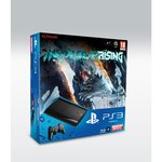 Console Playstation 3 Ultra Slim 500 Go + Metal Gear Rising : Revengeance