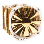 Ventilateur de processeur (pour socket Intel 775/1150/1151/1155/1156/1366/2011 et AMD AM2/AM2+/AM3/AM3+/FM1/FM2)