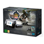 Console Nintendo Wii U 32 Go + Wii U GamePad + Wii U Pro + Pack Premium + le jeu Monster Hunter 3 : Ultimate
