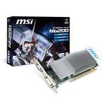 512 Mo DVI - AGP (NVIDIA GeForce 6200)