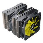 Ventilateur de processeur (pour Socket Intel 775/1150/1151/1155/1156/1366/2011 et AMD AM2/AM2+/AM3/AM3+/FM1)