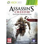 Assassin's Creed III - Édition Washington (Xbox 360)