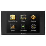 "Kit main libre multimédia Bluetooth écran 3.2"" - Android 1.5"