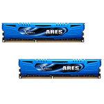 Kit Dual Channel DDR3 PC3-17000 - F3-2133C10D-8GAB (garantie à vie par G.Skill)