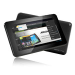 """Tablette Internet - ARM Cortex A8 1 GHz 4 Go 7"""" LCD tactile Wi-Fi N Webcam Android 4.1"""