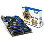 Carte mère ATX Socket 1150 Intel B85 Express - SATA 3Gb/s et SATA 6Gb/s - USB 3.0 - 1x PCI-Express 3.0 16x + 1x PCI-Express 2.0 16x