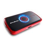 Boîtier d'enregistrement et de diffusion en streaming portable HD 1080p pour PC et consoles de jeux
