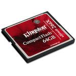 CompactFlash 64 Go 266X (garantie 10 ans par Kingston)