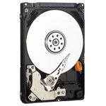 "Disque Dur 2,5"" 500 Go 6.8 mm 16 Mo Serial ATA 3Gb/s - WD5000LUCT (bulk)"