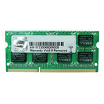 RAM SO-DIMM PC3-10600 - F3-1333C9S-8GSL (garantie à vie par G.Skill)