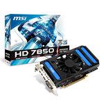 2 Go HDMI/DVI/Dual Mini-DisplayPort - PCI Express (AMD Radeon HD 7850)