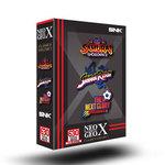 Pack de jeux pour NEOGEO X (Samurai Shodown 3 - Savage Reign - Super Sidekicks 3)