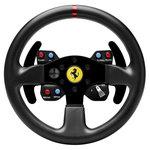 Volant de remplacement Ferrari (compatible Thrustmaster T500 RS / T300 / T300 RS / TX Racing Wheel Ferrari 458 Italia Edition)