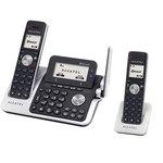 Téléphone DECT sans fil Bluetooth avec répondeur et combiné supplémentaire (version française)