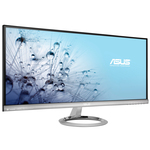 2560 x 1080 pixels - 5 ms (gris à gris) - Format large 21/9 - Dalle IPS - Flicker Free - DisplayPort - HDMI - Noir/Argent (garantie constructeur 3 ans)