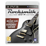 Rocksmith 2014 + Câble (PS3)