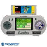 Console portable Hyperkin SupaBoy pour cartouche SNES