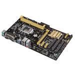 Carte mère ATX Socket 1150 Intel H81 Express - SATA 3Gb/s et SATA 6Gb/s - USB 3.0 - 1x PCI-Express 2.0 16x