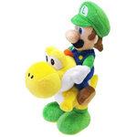 Peluche Mario Bros Nintendo Luigi & Yoshi 22cm