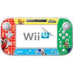 Set de filtre d'écran et skin décoratif pour Wii U et Wii Remote