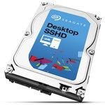"Disque dur Hybride SSD 3.5"" 7200 RPM 64 Mo NAND Flash MLC 8 Go Serial ATA 6Gbits/s (bulk)"