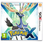 Pokemon X (Nintendo 3DS/2DS)