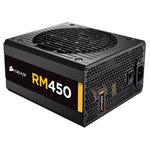 Alimentation modulaire 450W ATX 12V 2.31 / EPS 2.92 - 80PLUS Gold (Garantie 5 ans par Corsair)