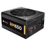 Alimentation modulaire 650W ATX 12V 2.31 / EPS 2.92 - 80PLUS Gold (Garantie 5 ans par Corsair)