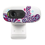 Webcam HD 720p compatible Facebook/Skype/MSN