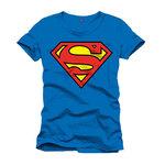T-Shirt Superman sous licence officielle