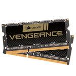 Kit Dual Channel RAM SO-DIMM DDR3L PC3-12800 - CMSX8GX3M2B1600C9 (garantie à vie par Corsair)