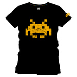 T-Shirt Invaders sous licence officielle